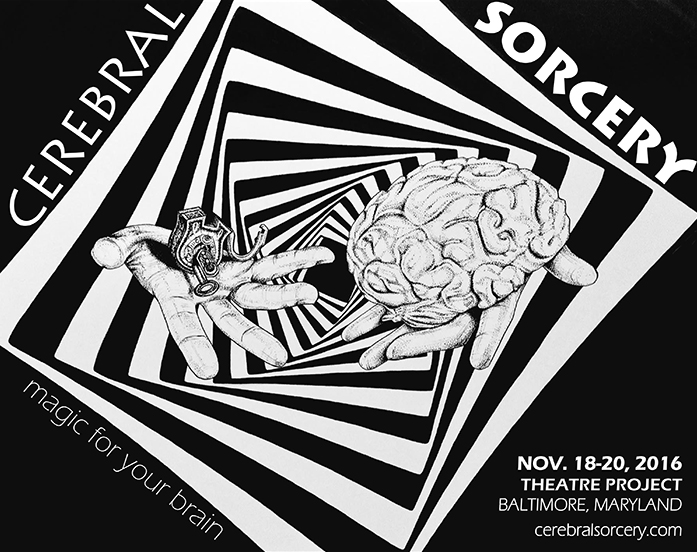 Cerebral Sorcery Poster